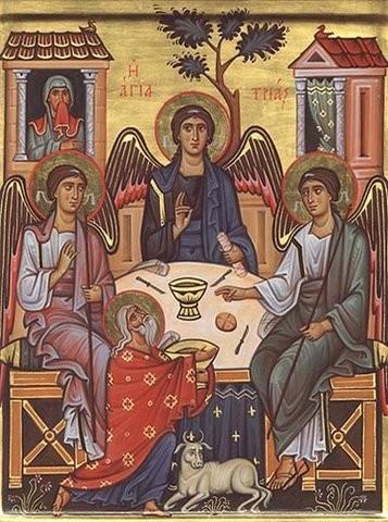 Святая Троица. Пятидесятница (20)