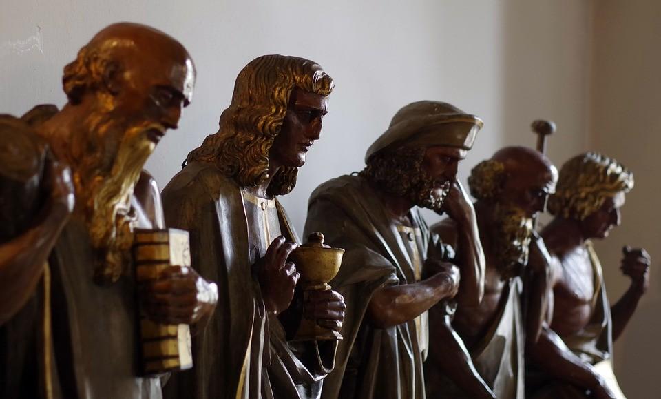 Что такое Священное Писание. Апостолы