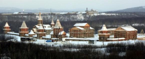 Трифонов-Печенгский мужской монастырь, фото с сайта монастыря: trifon-luostari.ru