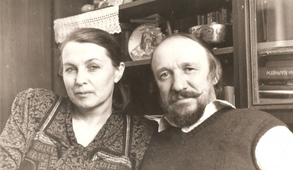 Семья Харламовых