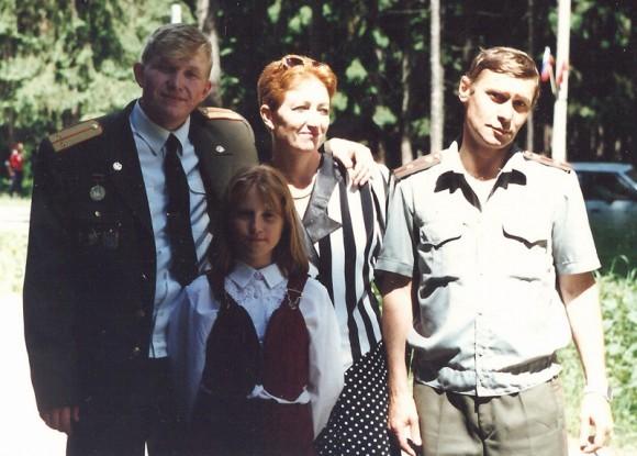 Семья Просиных