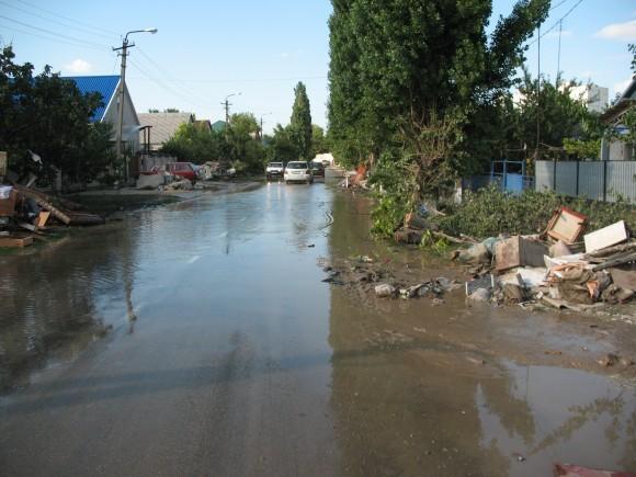 Улица Крымска