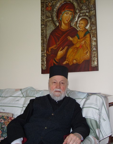 Протопресвитер Миленко Жебич