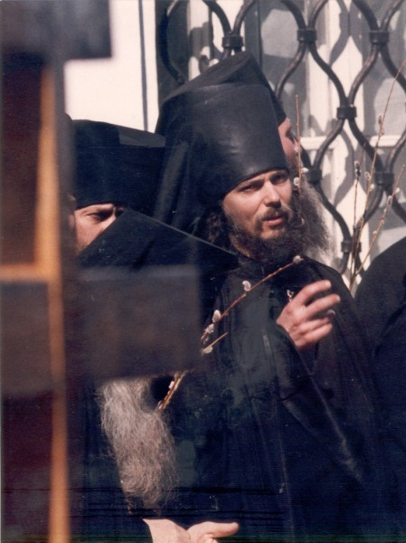 Игумен Ипатий (Троицкий). Фото из архива Павла Бусалаева