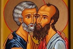 Как проходил бы спор Петра и Павла сегодня?