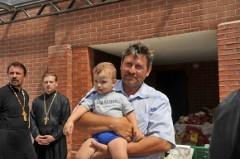 Священник Филипп Ильяшенко: Церковь первая откликнулась на трагедию