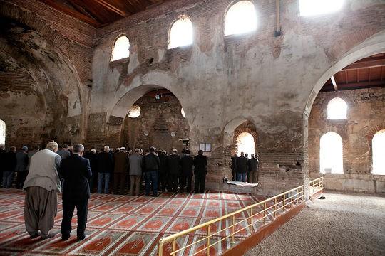 Церковь святой Софии в Никее (15)