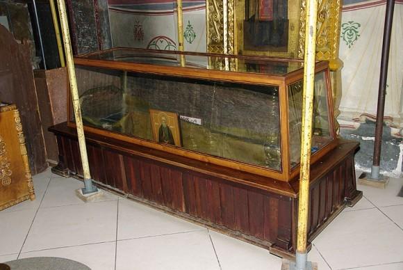 Гроб Преподобного Сергия Радонежского