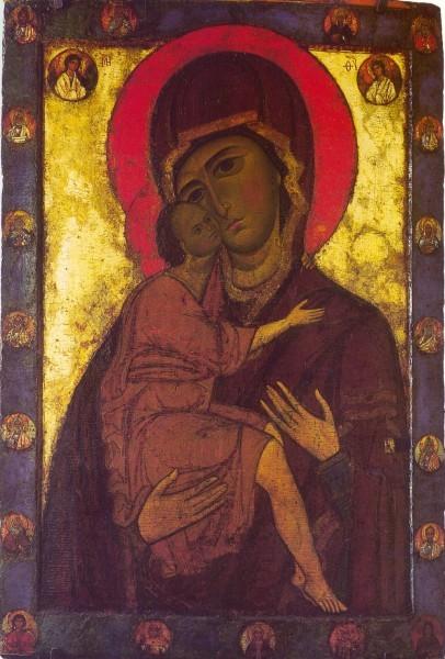 Белозерская икона, XIII век