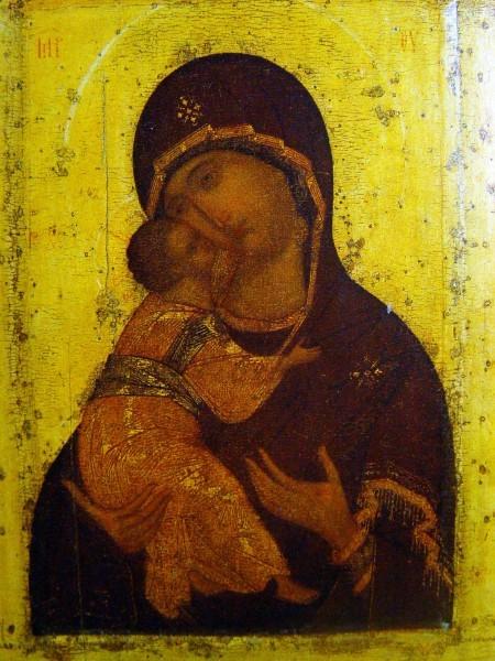 Круг прп. Андрея Рублева, XV век