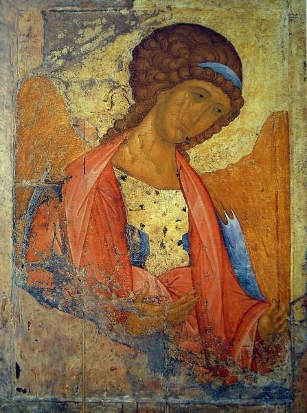 Архангел Михаил, Звенигородский чин