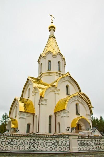 Храм Воскресения Христова в Катыни