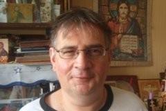 Англичанин Роберт Джарман – о единстве Церкви, русском квасе и пожилых церковных леди