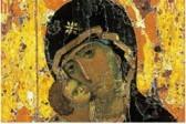 Владимирская икона: взгляд сквозь века (подборка икон)