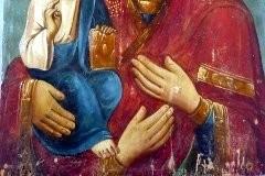 """Зачем Богородице третья рука? Икона Богоматери """"Троеручица"""""""