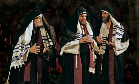 Саддукеи, фарисеи и ессеи