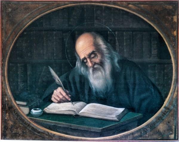 Православные празднуют память преподобного Никодима Святогорца