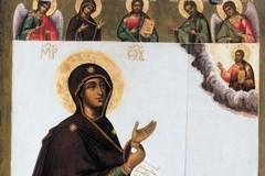 Боголюбская икона Богородицы: и от чумы, и от огня, и от татар…