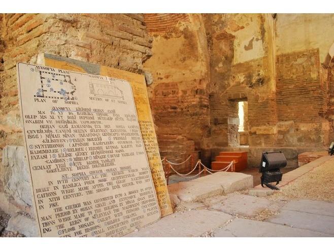 Церковь святой Софии в Никее (4)