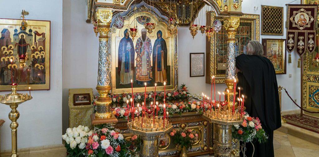 Зачатьевский монастырь: история, святыни, где находится
