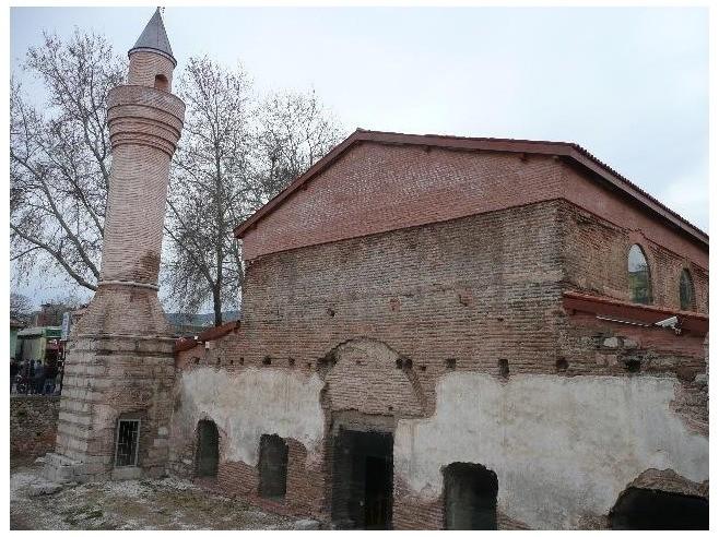 Церковь святой Софии в Никее (11)