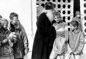 Архимандрит Георгий (Тертышников). Проповеди