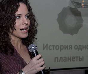 Елена Шаройкина. Фото: Артур Бальбаков, dni.ru