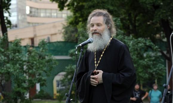 Протоиерей Алексий Гомонов