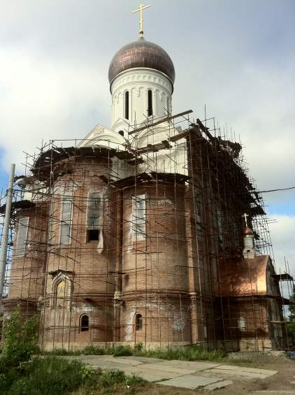 Программа 200 храмов в Москве