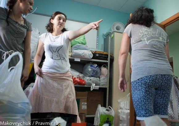 Сбор помощи на Спортивной. Фото Юлии Маковейчук (20)