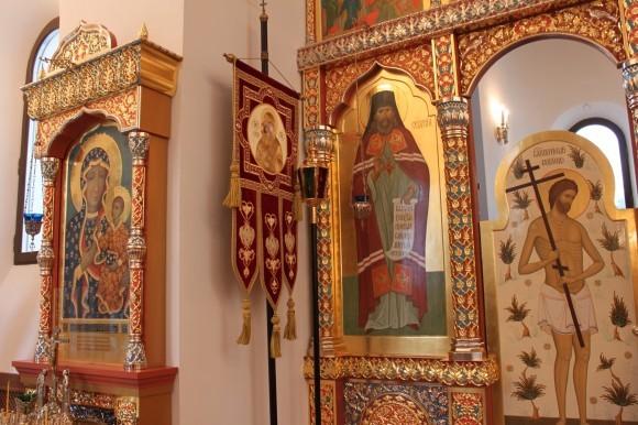 Катынь. Освящение храма (45)