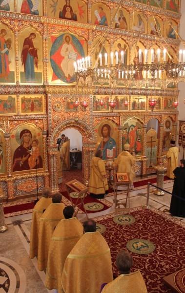 Катынь. Освящение храма (43)