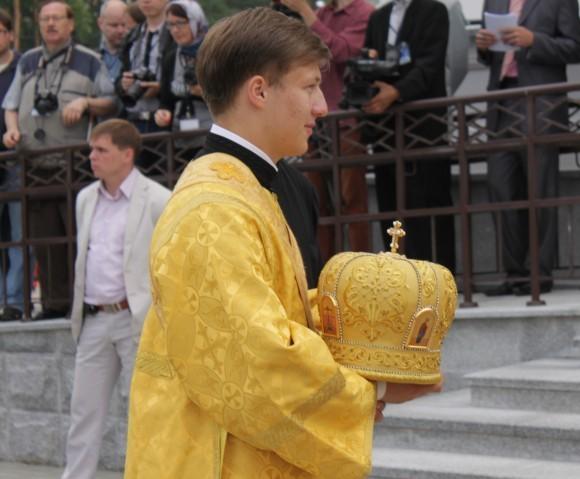 Катынь. Освящение храма (39)