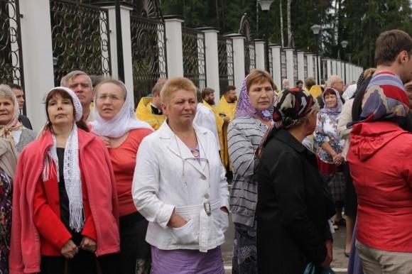 Катынь. Освящение храма (44)
