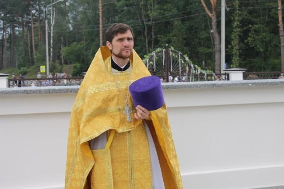 Катынь. Освящение храма (37)