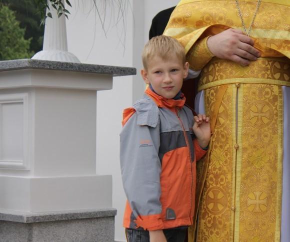 Катынь. Освящение храма (35)