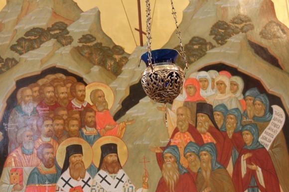 Катынь. Освящение храма (28)