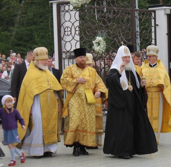 Катынь. Освящение храма (26)