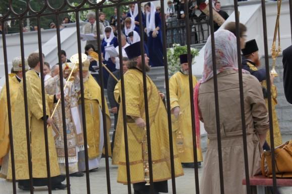 Катынь. Освящение храма (23)