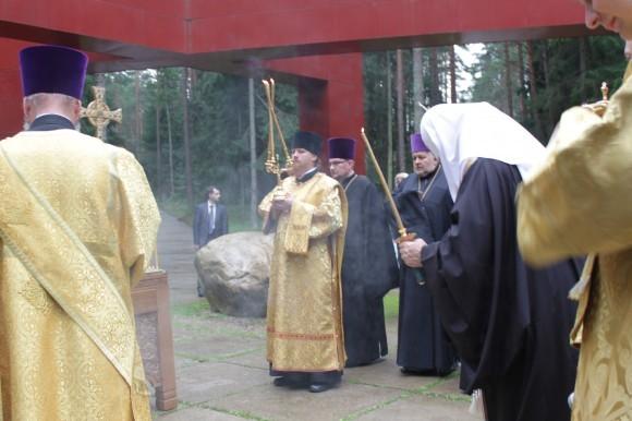 Катынь. Освящение храма (13)