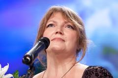 Евгения Смольянинова: Над песней нужно много выплакать (ФОТО + ВИДЕО вечера)