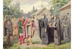 Жития древнерусских святых  как источник по истории древнерусской школы  и просвещения