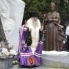 Освящение памятника Людмиле Зыкиной (+ ФОТО)