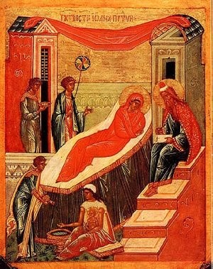 рождество иоанна крестителя