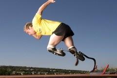 Оскар Писториус – Спринтер без ног
