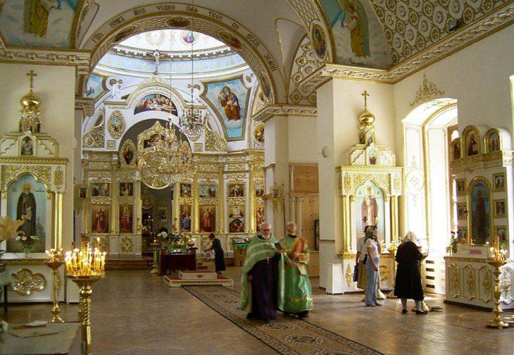 Проповеди, сказанные в кафедральном соборе г.Днепропетровска