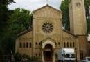 Листок русского Успенского  кафедрального собора Лондона