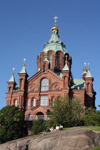 Свято-Успенский храм, г. Хельсинки