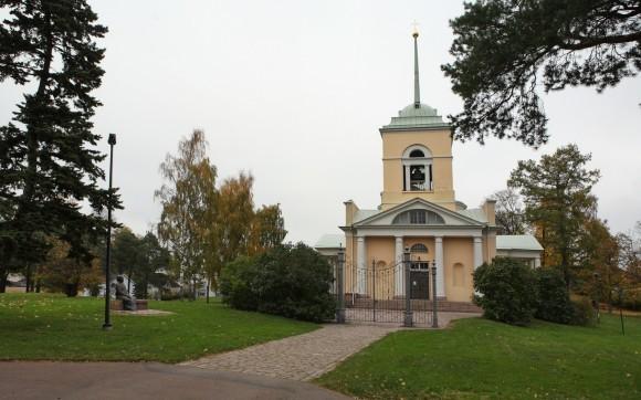 Свято-Николаевский храм, о. Котка