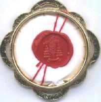 Фальшивая печать викариата Рима